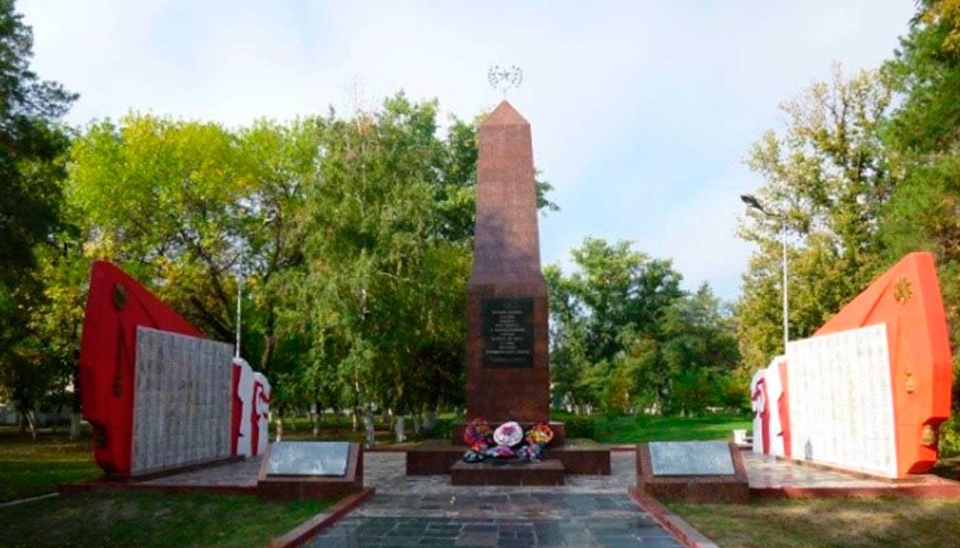 Памятники белгорода фото с описанием отдать